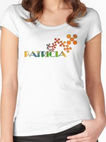 The Name Game - Patricia Women's Fitted Scoop T-Shirt