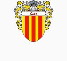 Caro Coat of Arms/Family Crest Unisex T-Shirt