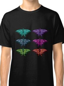 Technicolor Butterfly Collection Classic T-Shirt