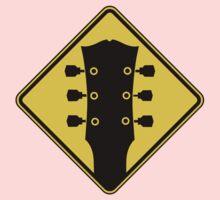 Guitar zone Baby Tee