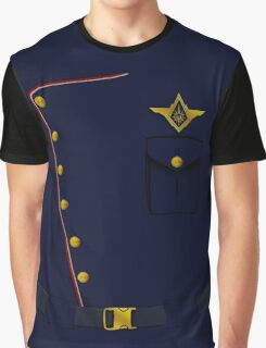 Battlestar Blues Graphic T-Shirt