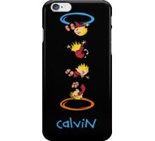 Calvin iPhone Case/Skin