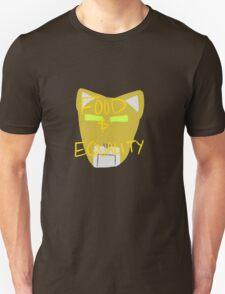 Yellow Lion: Voltron Legendary Defender Unisex T-Shirt