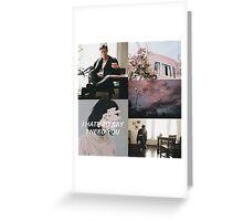 Benedict Greeting Card
