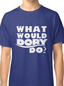 Nautical Typography Classic T-Shirt