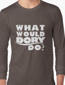 Nautical Typography Long Sleeve T-Shirt
