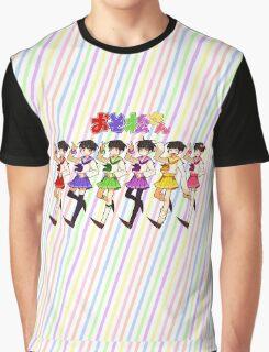 Ohayo, Osomatsu-san! Graphic T-Shirt