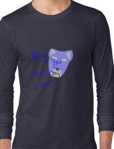 Blue Lion: Voltron Legendary Defender Long Sleeve T-Shirt