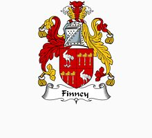 Finney Coat of Arms / Finney Family Crest Unisex T-Shirt