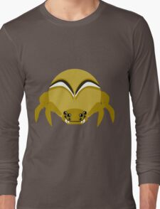 Money Spider (down) Long Sleeve T-Shirt