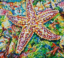 Starfish 4 by IanLeeOliver