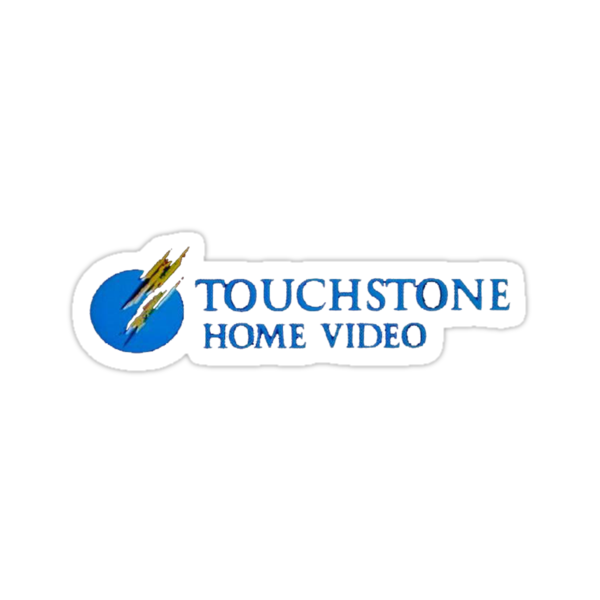 Touchstone Home Video Classic 80s Film T Shirt Stickers