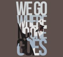 Where No One Goes T-Shirt