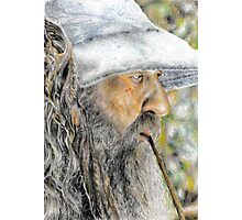 Gandalf The Grey - The Hobbit: An Unexpected Journey Photographic Print