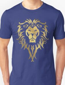 LION OF STORMWIND Unisex T-Shirt