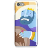 King of Ravens iPhone Case/Skin