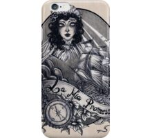 La Mia Promessa iPhone Case/Skin