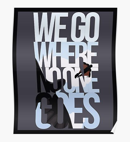 Where No One Goes Poster