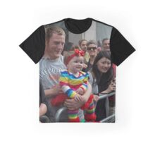 Pride in London Parade  Graphic T-Shirt