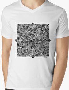 Passion and Frustration  Mens V-Neck T-Shirt