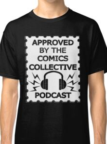 Comics Collective Podcast Logo Classic T-Shirt