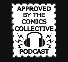 Comics Collective Podcast Logo Unisex T-Shirt