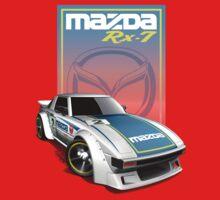 Japan Speed Car Baby Tee