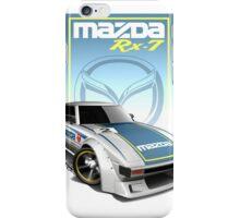 Japan Speed Car iPhone Case/Skin