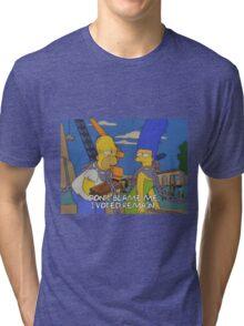 I VOTED #REMAIN Tri-blend T-Shirt