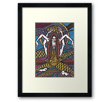 untitled (colour) Framed Print
