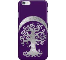 Symbol of Darnassus iPhone Case/Skin