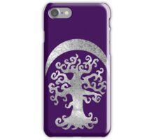 Symbol of Darnassus iPhone Case/Skin
