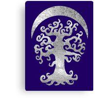 Symbol of Darnassus Canvas Print