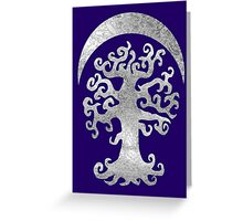 Symbol of Darnassus Greeting Card
