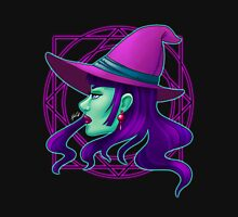 What A Witch Womens Fitted T-Shirt
