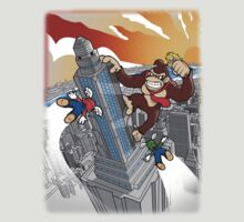 Amazing Kong Color by trheewood