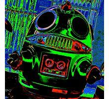 Roboto Photographic Print
