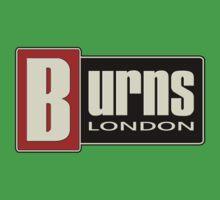 Vintage Burns London Baby Tee