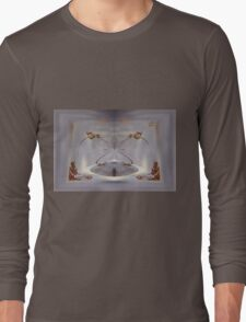 Abstract world of flowers 3 Long Sleeve T-Shirt