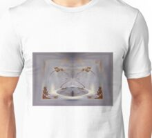 Abstract world of flowers 3 Unisex T-Shirt
