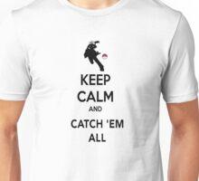 Catch'em All! Unisex T-Shirt