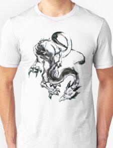 Dragon Brush Unisex T-Shirt