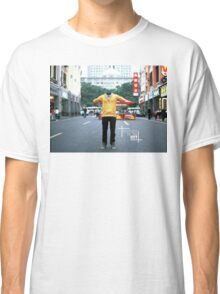 Invisible in the city. Urban Explorer Classic T-Shirt
