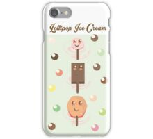 Lollipop Ice cream iPhone Case/Skin
