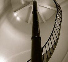 Winding Staircase by ElementalNorth