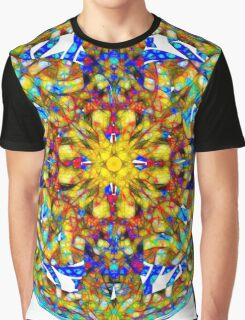 Celtic Knots In Space Graphic T-Shirt