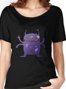3 Eyes 4 Arms Alien Women's Relaxed Fit T-Shirt