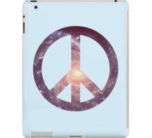 Universe Peace iPad Case/Skin