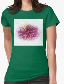 blossom art Womens Fitted T-Shirt
