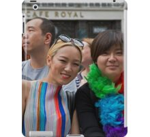 Pride in London Parade  iPad Case/Skin